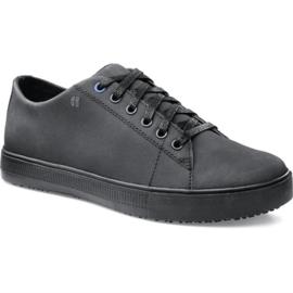 Shoes for Crews traditionele sportieve damesschoen zwart
