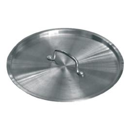 Vogue aluminium deksel 24cm