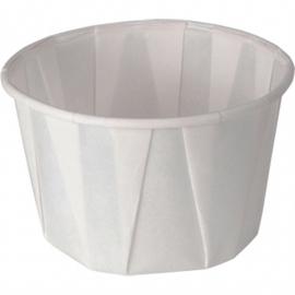 Sauspotje vetvrij papier  5,9 cl