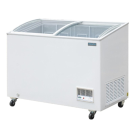 Polar display vrieskist 270ltr