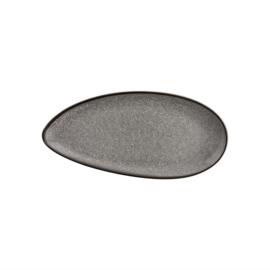 Olympia Mineral bladvormig bord 25,5x12cm