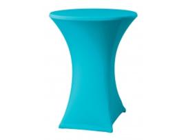 Statafelhoes Turquoise Ø80-85cm