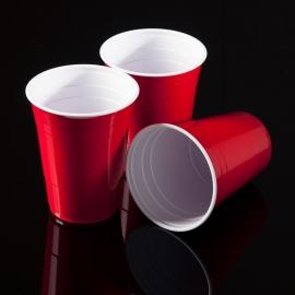 Red Cups per 50 stuks