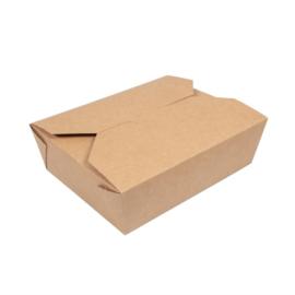 Vegware composteerbaar voedseldoosje 105cl