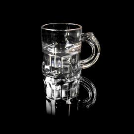 Shotglaasjes transparant - 2cl (50stuks)