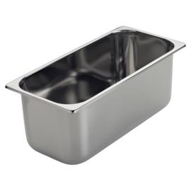 Gastro M ijs-uitschepbak 170x360x165mm