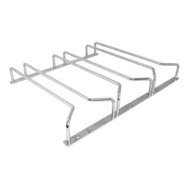 Glasophangrek plafond model - verchroomd