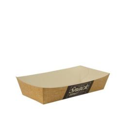 Snackbakje A9/13 (Good Food), Duurzaam Karton | 15x7cm