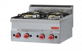Gastro M 600 gaskooktoestel 60/60 PCG