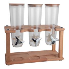 Dispenser 3 x 1,5 liter