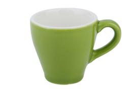 BARISTA KOP GREEN  D6.3XH6.2CM - 7CL