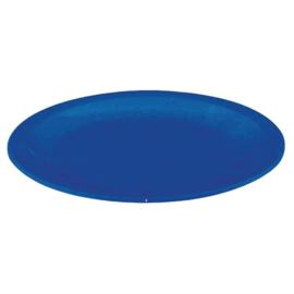 Kristallon polycarbonaat borden 23cm blauw