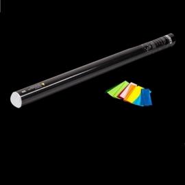 Confetti shooter magicFX handmatig 80 cm multicolor per stuk