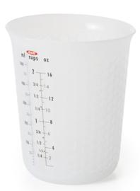 Maatbeker 'Knijp & Schenk', 500 ml