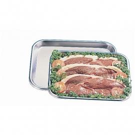 Vleesschaaltjes RVS 32,5 x 25 cm artikel BHj820