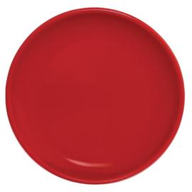 Olympia Café coupeborden rood 25cm