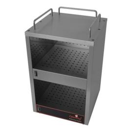 CaterChef koppen warmhoudapparaat RVS