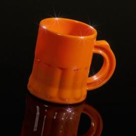 shotglas/shotpul oranje 50 stuks