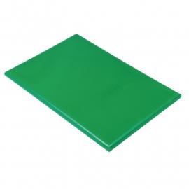 Snijplank groen 25 mm dik