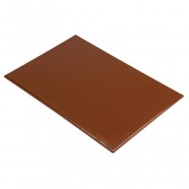 Snijplank bruin 12 mm dik