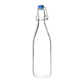 Olympia glazen waterflessen 0,5L