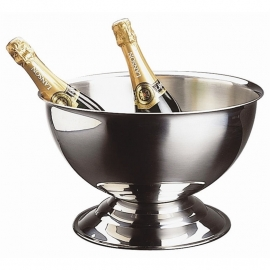 Champagne bowl RVS 13,5 ltr artikel BHu217
