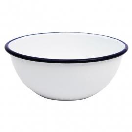 Emaille puddingschaaltje 15,5cm