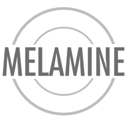 Kristallon Fairground melamine borden 23(Ø)cm