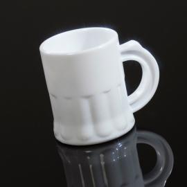 shotglas/shotpul wit 50 stuks