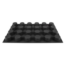 siliconen patisserievorm 24 muffins