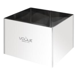 Vogue vierkante moussering 6x8x8cm