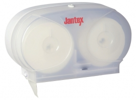 Jantex kokerloze toiletrol dispenser