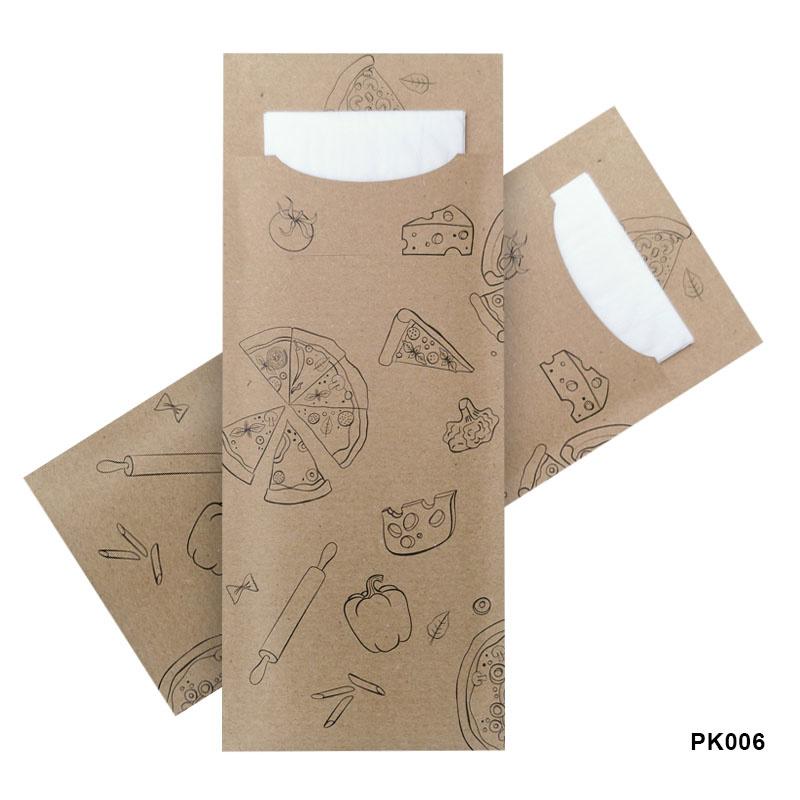 Bestekzakjes Pizza Kraft