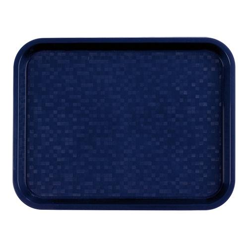 Roltex Dienblad poly - blauw - 45,5x35,5 cm