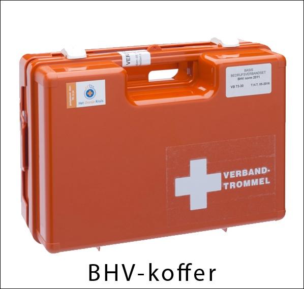 ehbo-koffer voor de horeca