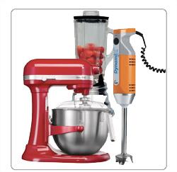 Blender, keukenblende, mixer voor de horeca
