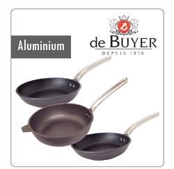 De Buyer aluminium pannen voor de horeca