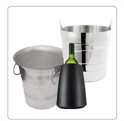 flessenkoelers, wijnkoelers voor de horeca