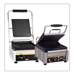 bakplaten en grills voor de horeca