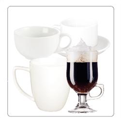 Koffieservies en theeservies voor de horeca