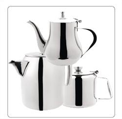 Koffie servies en thee servies voor de horeca