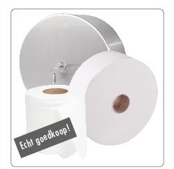 toiletpapier, etc voor de horeca