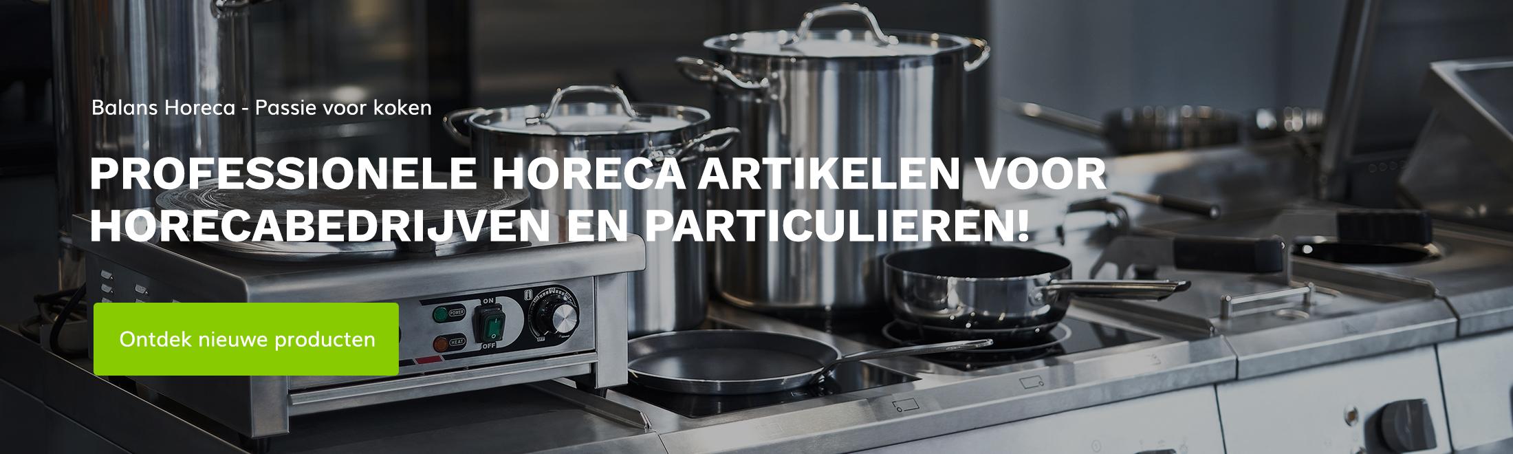 Balans Horca Nieuwe artikelen