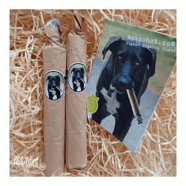 Beterschap Hond | Lekker paffen