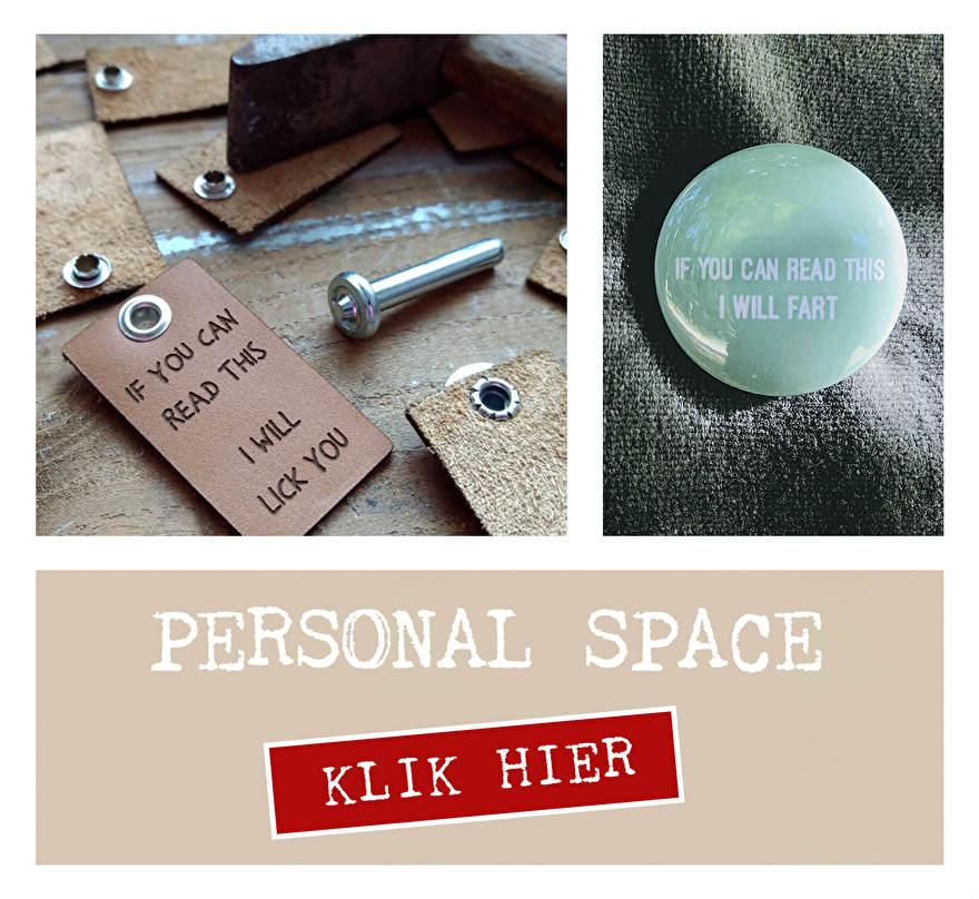 Personal space nodig? Laat je omgeving weten dat je graag wat meer ruimte hebt.