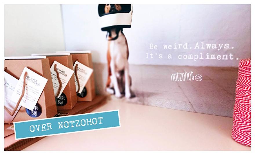 Over Notzohot webshop
