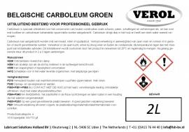 Verol carboleum groen