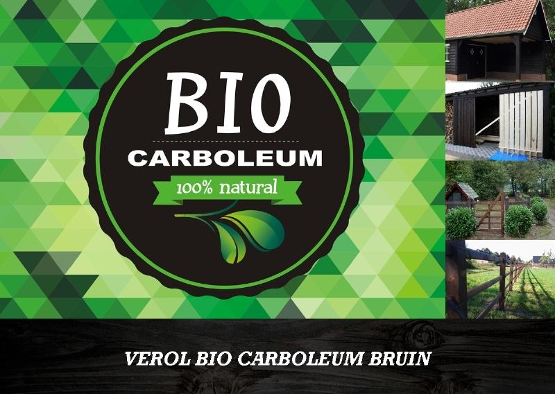 Verol bio carboleum bruin