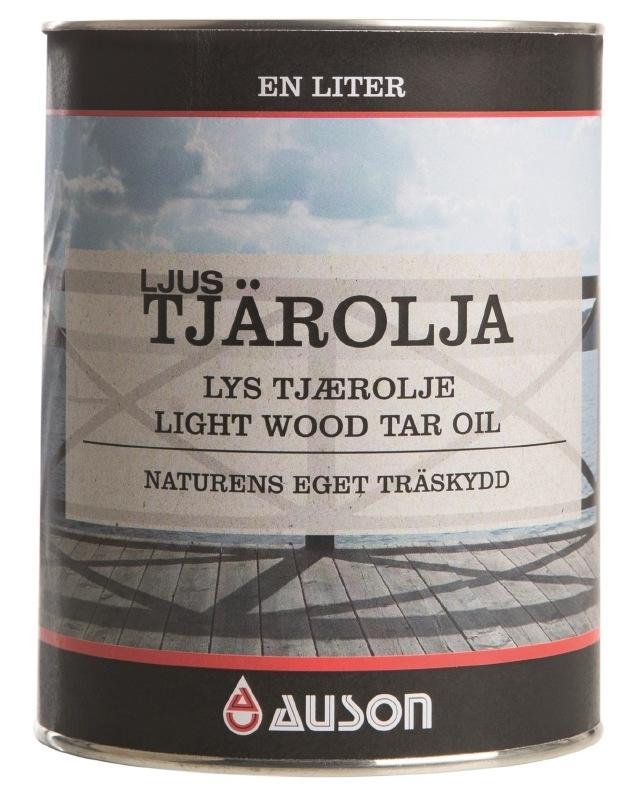Auson light pine tar olie