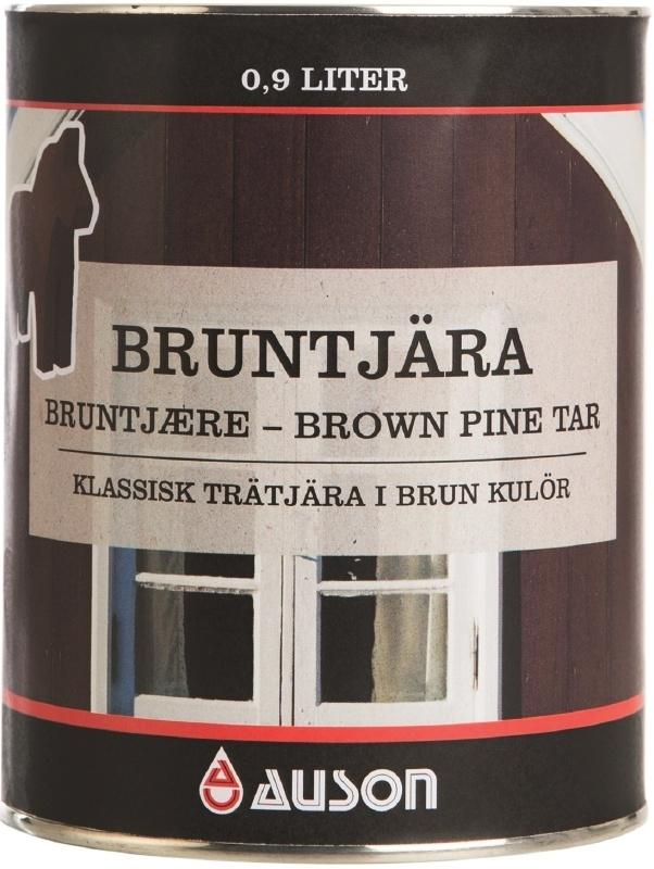 Auson pine tar bruin